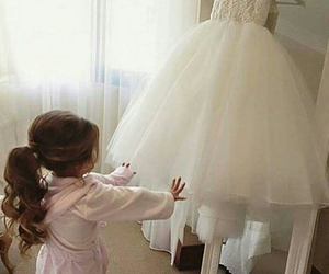 kids, dress, and cute image