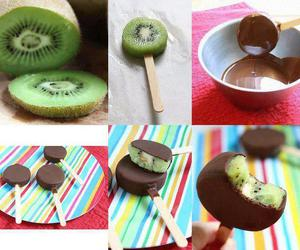 chocolate, food, and interesting image