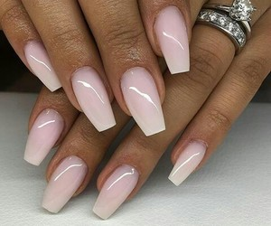 girl, style, and gelnails image