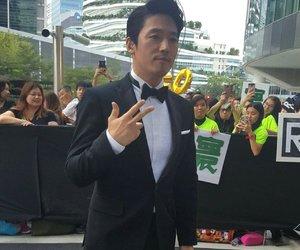 korean, jang hyuk, and low quality image