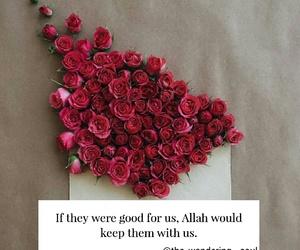 allah, faith, and inspiring image