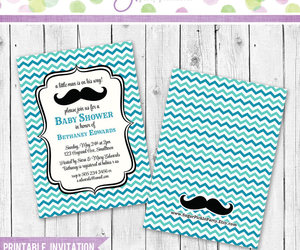 babyboy, little man, and party invitation image