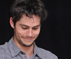 dylan, dylan o'brien, and smile image