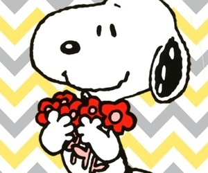 snoopy, peanuts, and wallpaper image