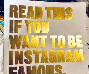 goals, read, and instagram famous image