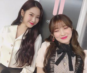 kpop, arin, and OMG image
