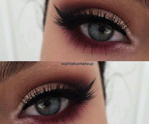 beautiful, beauty, and eyes image