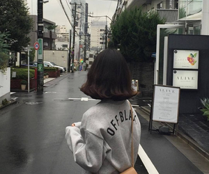 aesthetic, ulzzang, and street image