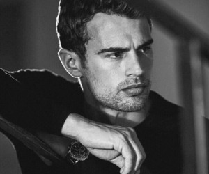 theo james, divergent, and theojames image