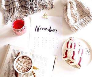 november, winter, and fall image