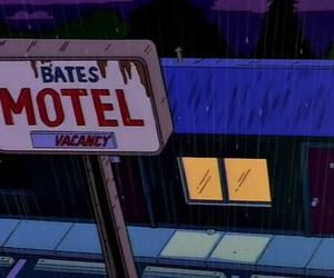 bates motel, cartoon, and norman bates image