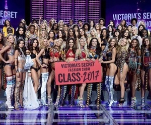 angels, models, and Victoria's Secret image