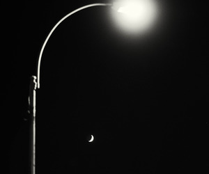 b&w, black&white, and nighttime image