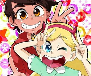 marco, star, and starco image