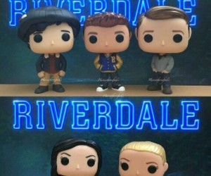 riverdale and funko pop image