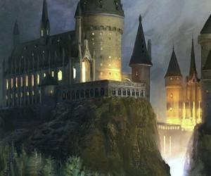 hogwarts and 🌌 image