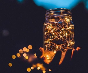 light, night, and tumblr image