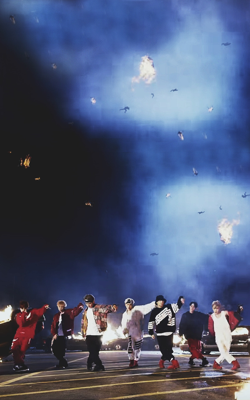 Bts Wallpaper Mic Drop Shared By Ft Gk On We Heart It