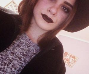 beauty, lips, and lipstick image