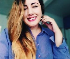 alternative, smile, and maira image