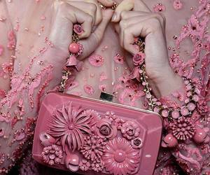 fashion, elie saab, and pink image