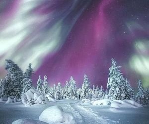 finland and snow image
