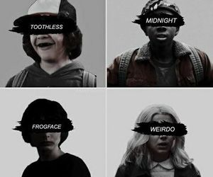 stranger things and edit image