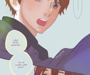 manga, haanaako, and manga girl image