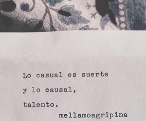 destino, frases, and casualidad image