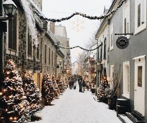 christmas, winter, and inspiration image