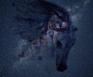 drawing, edit, and galaxies image