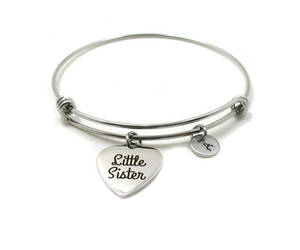 etsy, charm bracelets, and sisters charm image