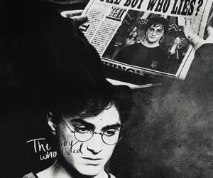 edit, harry potter, and the boy who lived image