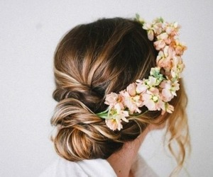 fashion, girl, and hairstyles image