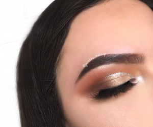 beauty, glitter, and goals image