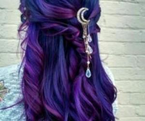 hair and cabelos coloridos image