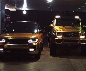 range rover, beasts, and cars image