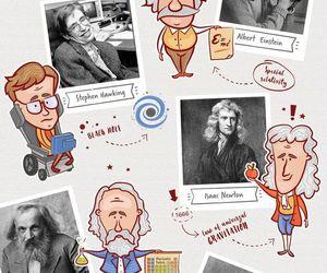 edison, einstein, and genius image