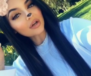 beauty, kylie jenner, and cute image