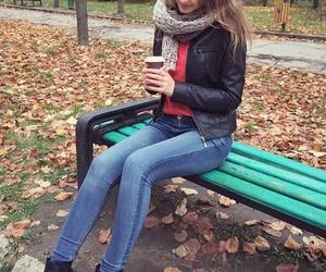 autumn, cold, and moda image