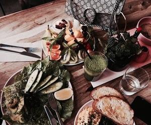 food and fashion image