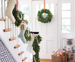country living, home decor, and christmas decor image