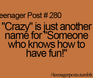 crazy, fun, and teenager post image