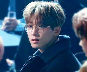 Seventeen, flipped, and wonwoo image