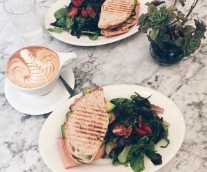 food, salada, and salad image