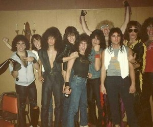 1980s, twisted sister, and queensrÿche image