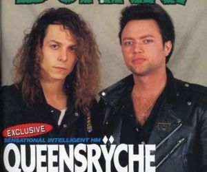 queensrÿche, geoff tate, and chris degarmo image