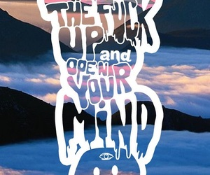 colorful, deep, and mind image