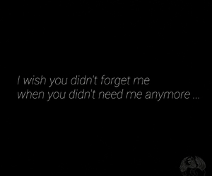black, miss you, and quotes image