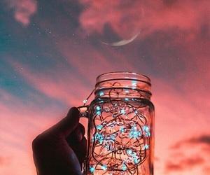 sky, light, and wallpaper image